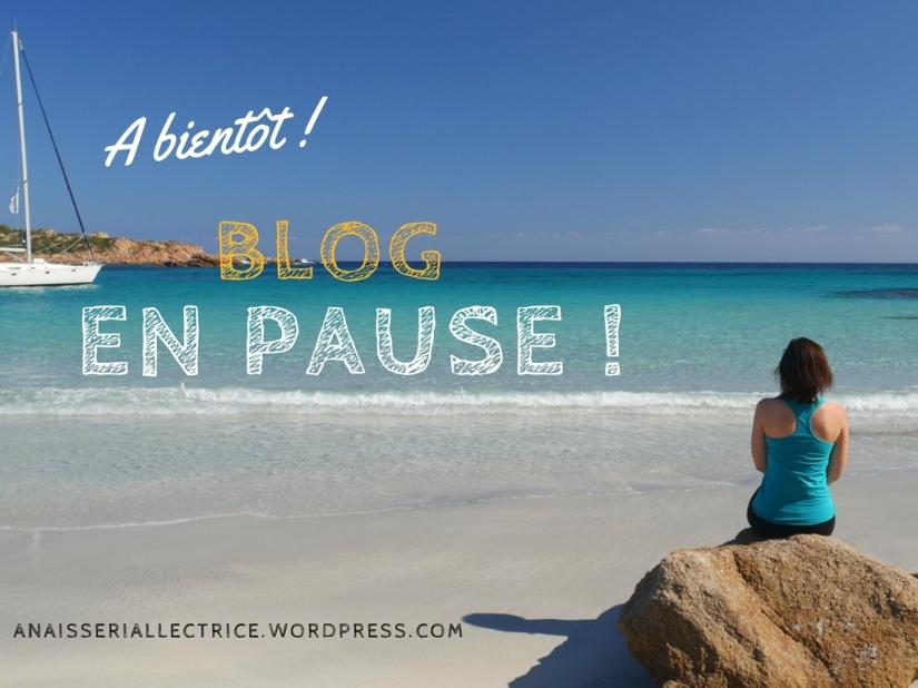 Blog en pause Corse !