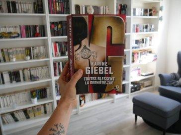 Toutes Blessent La Derniere Tue Karine Giebel Blog